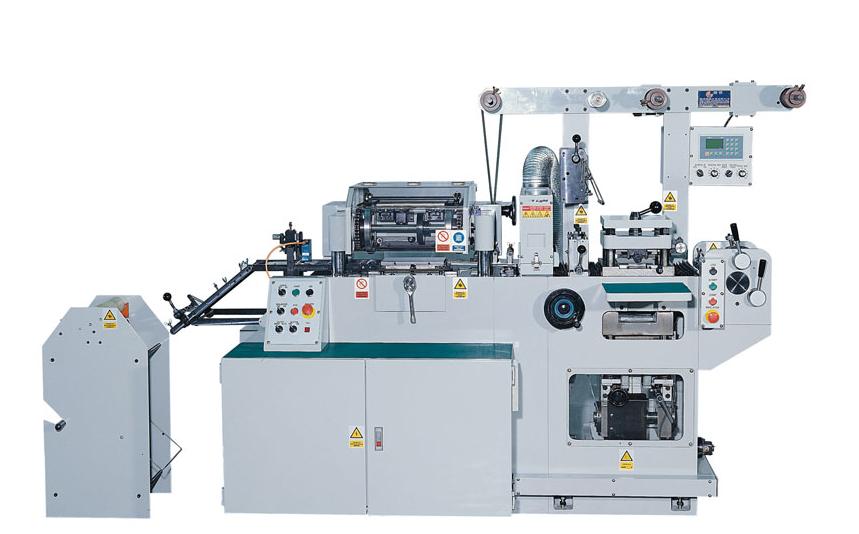 商标印刷机的分类