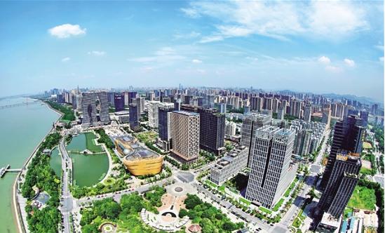 杭州滨江高新区发明专利申请去年增长近九成