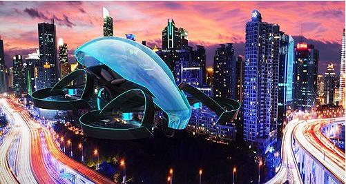日本丰田飞行汽车申请注册SkyDrive商标 或亮相东京奥运会
