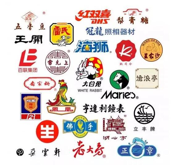 中华老字号品牌商标你记得多少?