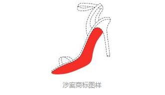 紅鞋底商標有望在中國獲得注冊