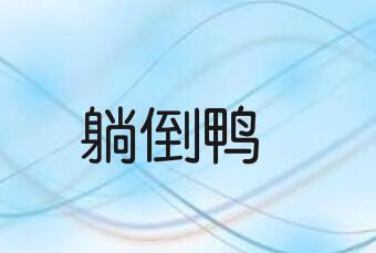 """科大讯飞申请""""躺倒鸭""""商标 涉及分类为灯具空调等"""