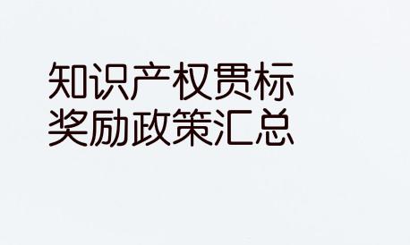 云南省怒江州專利資助、知識產權示范