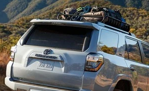 "豐田注冊""Trailhunter""商標 可能被全新SUV或皮卡使用"