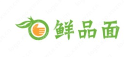 """""""鲜品面""""logo设计,简单又好听"""