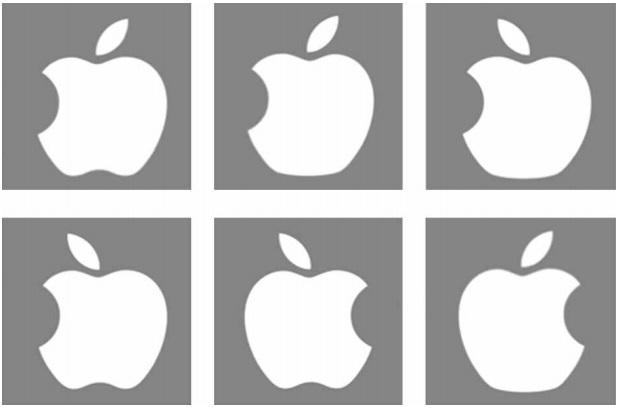 苹果商标长啥样?你可能真的想不起来!