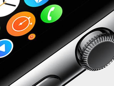 苹果为平板设备申请digital crown使用专利